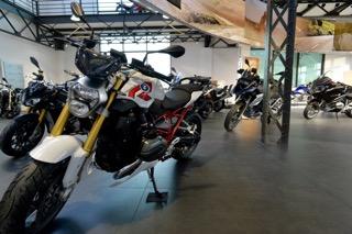 MOTO LOFT, concessionnaire BMW à Gennevilliers (92)